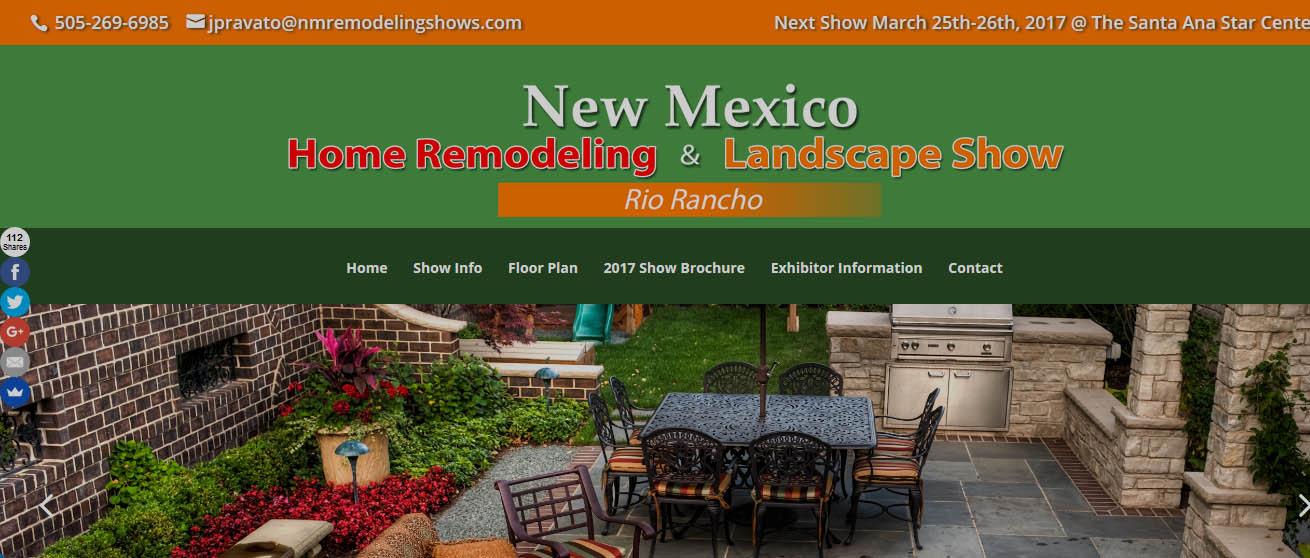 Home Remodeling  Website Design