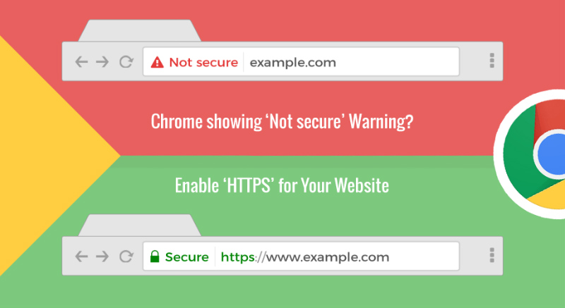 Seeing 'not secure' messages on your website? The fix is simple and helps your SEO!